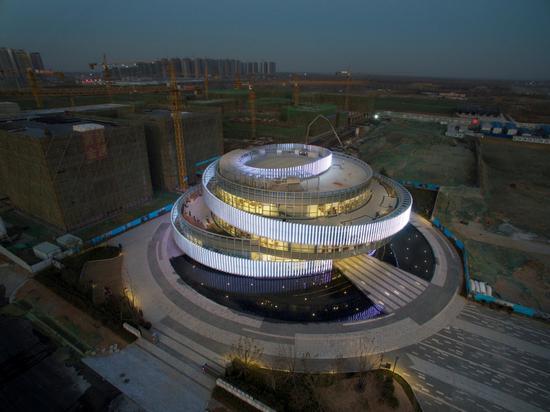河南两座建筑荣获著名设计奖