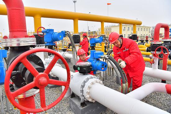 Sinopec signs agreement with Russian oil company
