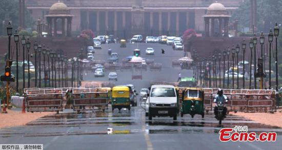 New Delhi witnesses hottest June day on record