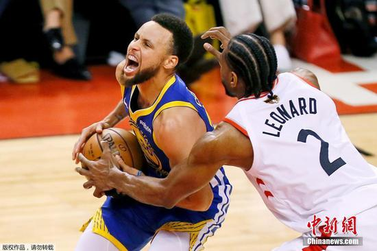 2019 NBA Finals Game 5: Warriors win, return home as series continues