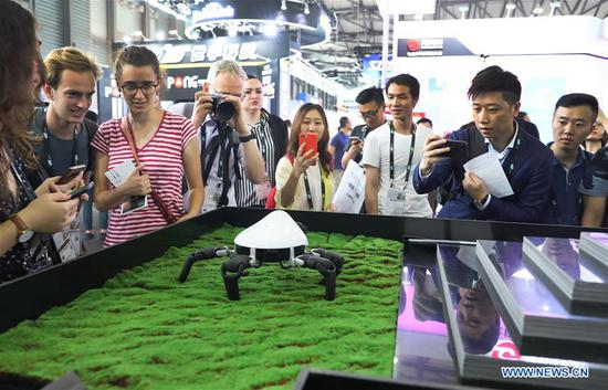 2019 Consumer Electronics Show Asia kicks off in Shanghai