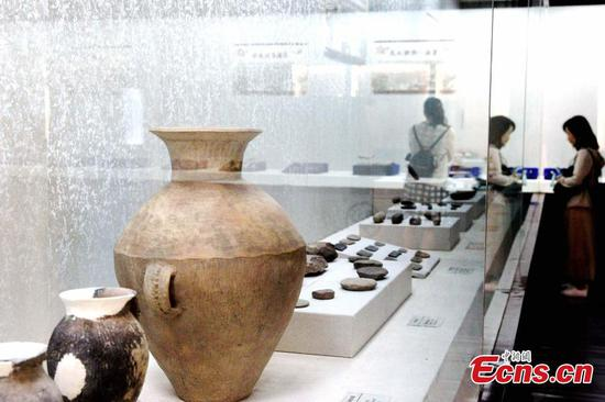 Exhibition shows 4,000-year-old artifacts