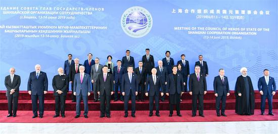 Xi: SCO should back multilateralism
