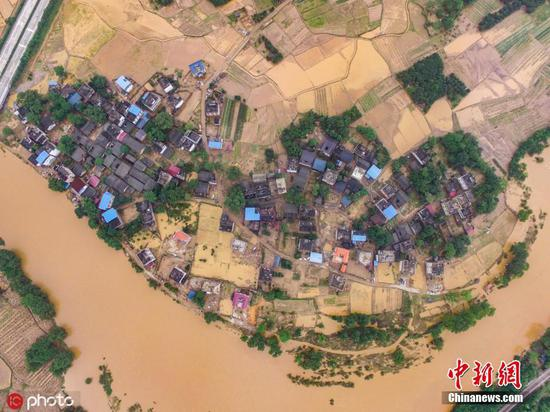 Natural disasters affect nearly 10 mln people in China in May
