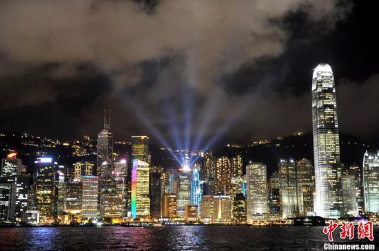 Hong Kong reaches new milestone in implementing