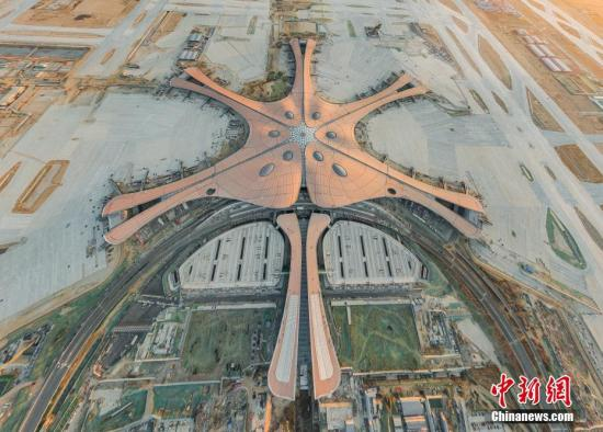 Beijing's new airport expressway to be finished in June