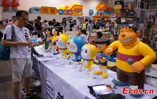 重温香港玩具节往日的游戏时间