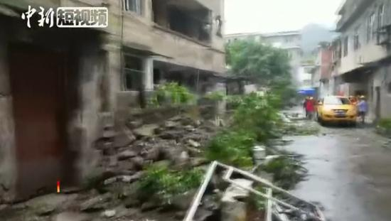Hospital, houses damaged by 6.0-magnitude earthquake in southwestern town