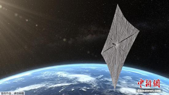 CubeSat LightSail 2 to be launched into space