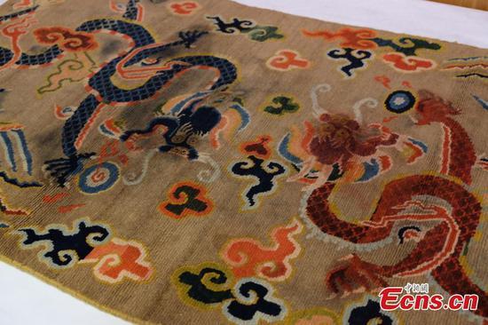德国收藏家向上海博物馆捐赠地毯
