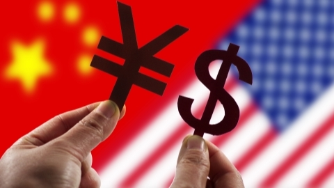 China records 8.8% rise in U.S. trade