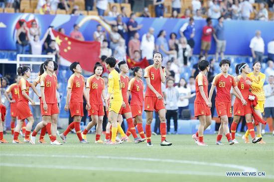 意大利在最后16场世界杯中以2比0胜出中国
