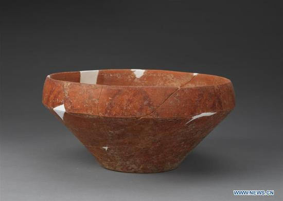 Astronomical relics of 5,000 yrs old discovered in central China