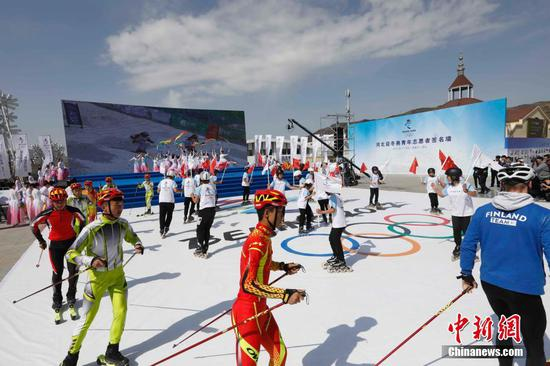 Unprecedented cooling technology to be used at Beijing Winter Olympics