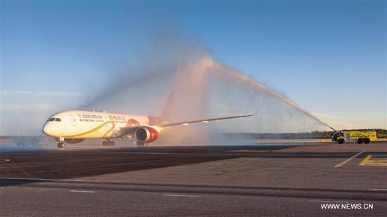 Juneyao Air opens Shanghai-Helsinki direct air route