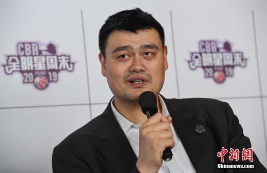 Yang Ming becomes Vice President of Liaoning Basketball Club