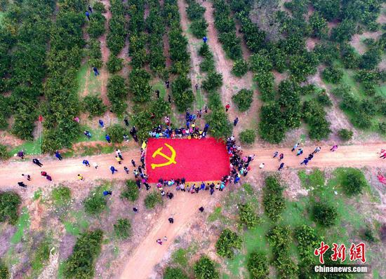 Decoding success of Communist Party of China