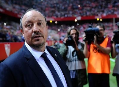 Benitez takes reins of Chinese club