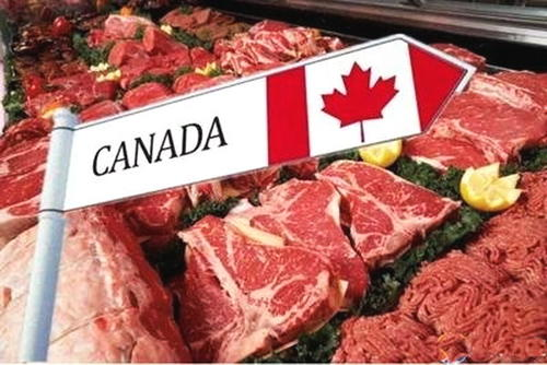 Canada plans to reassure China on meat security system