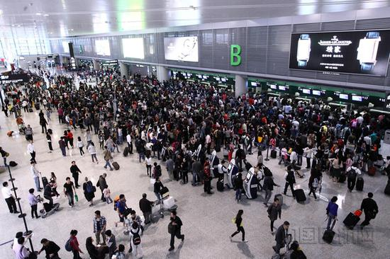 China Eastern introduces RFID-tech in luggage tracking at Shanghai airports