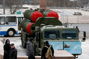 Russia preparing delivery of S-400 system