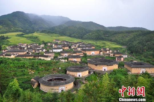 Exploring Fujian 'tulou,' the unique earthen 'castles' seen in the new 'Mulan' trailer