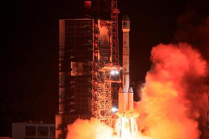 China to launch 100 more satellites before 2025