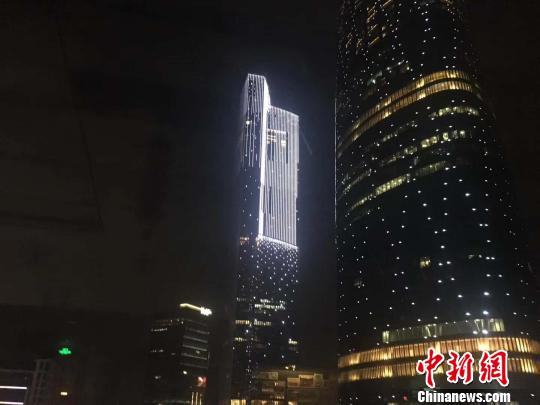 A office building in Guangzhou, Guangdong Province. (File photo / China News Service)