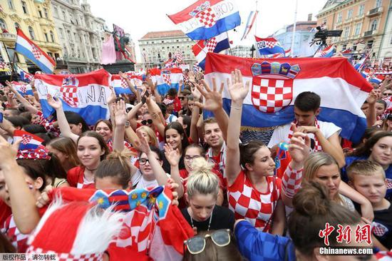 Croatian capital becomes more popular to Chinese tourists: data