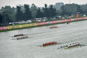 Chengdu to host International Universities Rowing Race in August