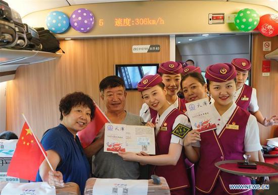 香港与香港之间开通直接高速列车服务