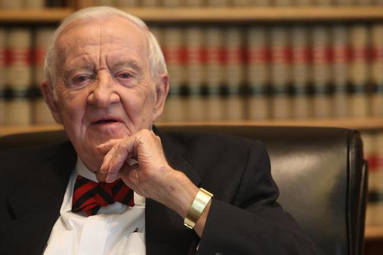 Former U.S. Supreme Court Justice John Paul Stevens dies at 99