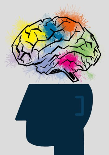 Institute of Brain Science of Fudan University is researching human brain power. (Illustration: Chen Xia/GT)
