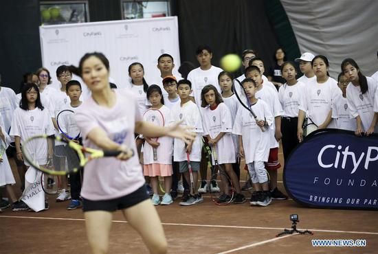 Li Na to kick off Int'l Tennis Hall of Fame induction weekend in New York