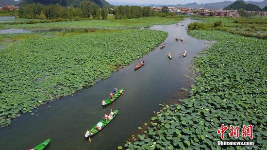 China's Yunnan Province. (File photo)