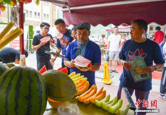 Multiple religions have long coexisted in Xinjiang: white paper