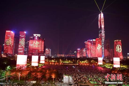 China to build Shenzhen into global innovation-oriented city