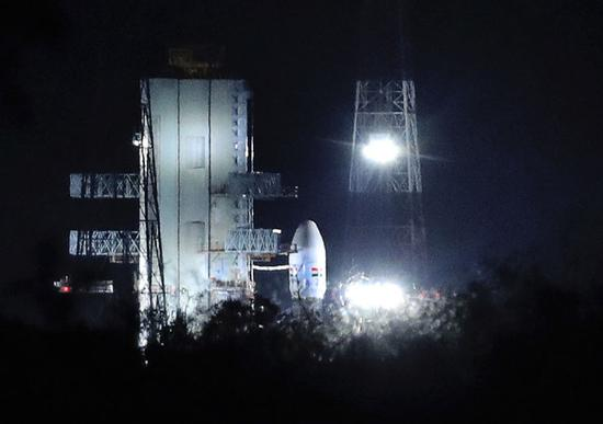 Launch of India's 2nd Moon Mission set for Monday after postponement