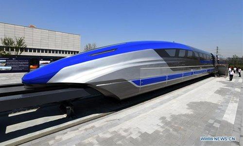 Southwest China eyes fastest maglev train