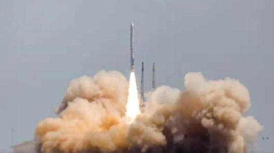 China's private i-Space successfully launches carrier rocket