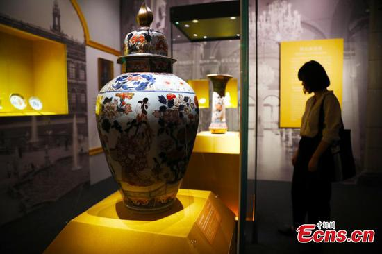 Shanghai shows jade masterpieces from home and abroad
