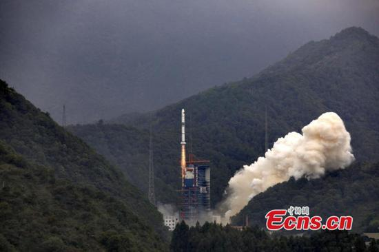 China launches new remote sensing satellites