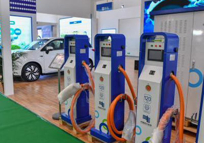 China develops world's largest EV charging network