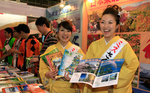 Japan to gradually allow online visa applications for Chinese tourists