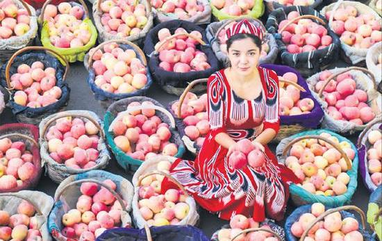 (Photo provided to China Daily)