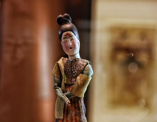 Exhibition shows Tang Dynasty's influence