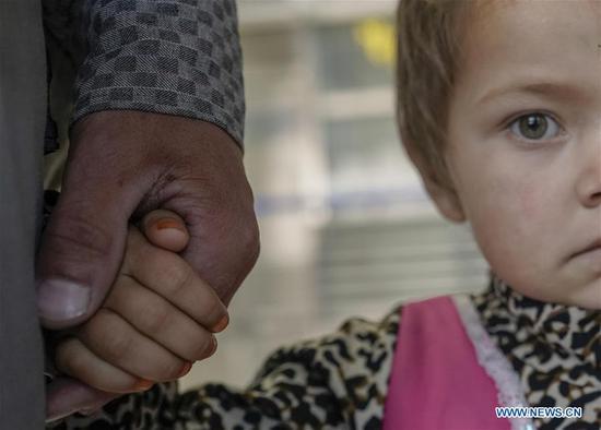 24名阿富汗儿童抵达新疆接受免费心脏手术