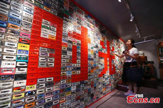Beijing exhibition shows China's strides in seven decades