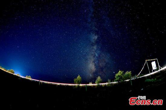 Summer charm of southwestern Hongyuan county