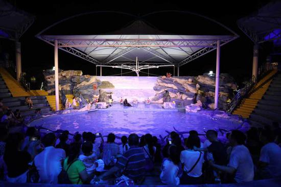 China's first night safari to kick off trial operations